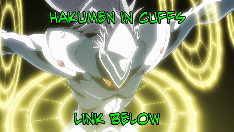 Video: Hakumen in Cuffs